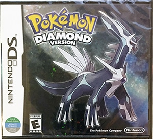 Pokémon Diamond Version (ny) Nintendo DS