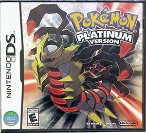 Pokémon Platinum Version (ny) Nintendo DS