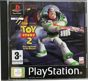 Toy Story 2 Buzz Lightyear to the Rescue! PS1
