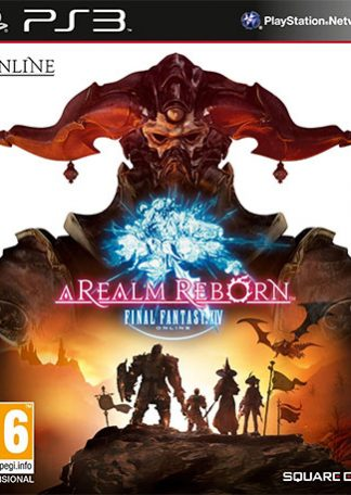 Final Fantasy XIV Online A Realm Reborn PS3