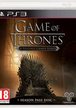 Game Of Thrones Sæson 1 (nyt) PS3
