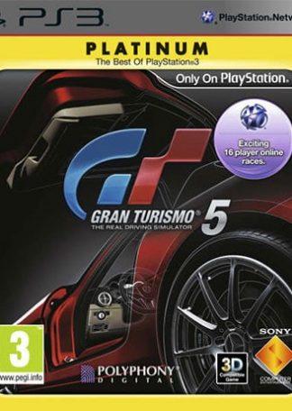 Gran Turismo 5 (platinum)