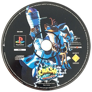 Crash Bandicoot Warped PS1