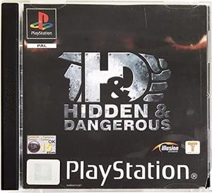 Hidden & Dangerous PS1