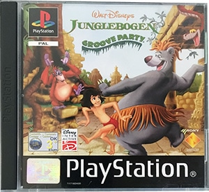 Junglebogen Groove Party PS1