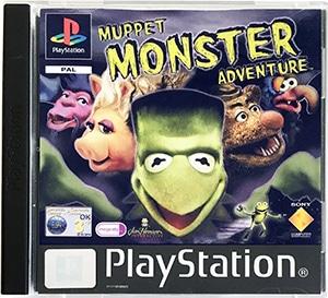 Muppet Monster Adventure PS1