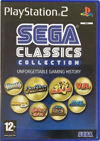 SEGA Classics Collection PS2