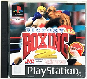 Victory Boxing 2 PS1