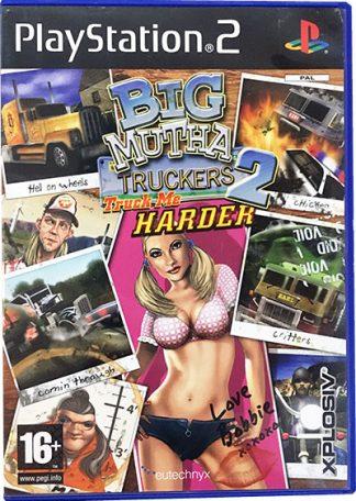 Big Mutha Truckers 2 PS2