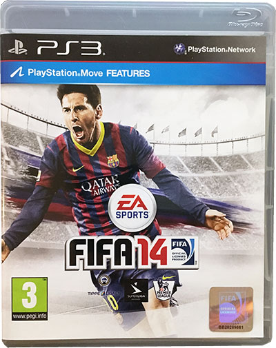 FIFA 14 Nordisk PS3