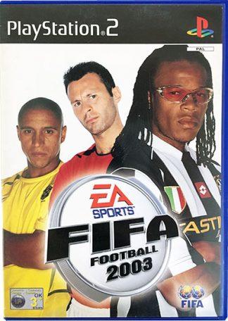 FIFA Football 2003 PS2
