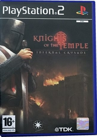 Knights of the Temple Infernal Crusade PS2