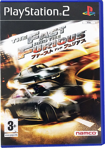 The Fast and the Furious PS2