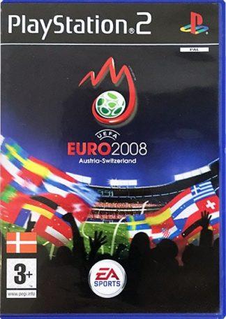 UEFA EURO 2008 PS2