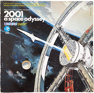 2001 a Space Odyssey LP