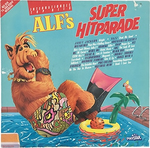 ALF's Super Hitparade LP