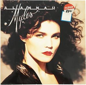 Alannah Myles Black Velvet LP