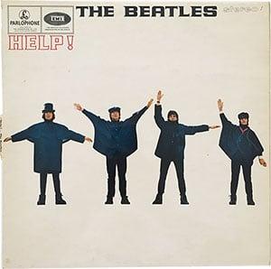 The Beatles Help LP