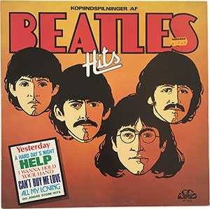 The Beatles Hits LP