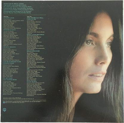 Emmylou Harris Luxury Liner LP