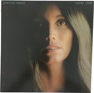Emmylou Harris Luxury Liner LP
