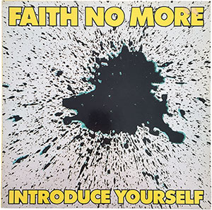 Faith no More Introduce Youself LP