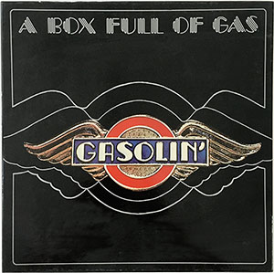 Gasolin A Box Full of Gas LP