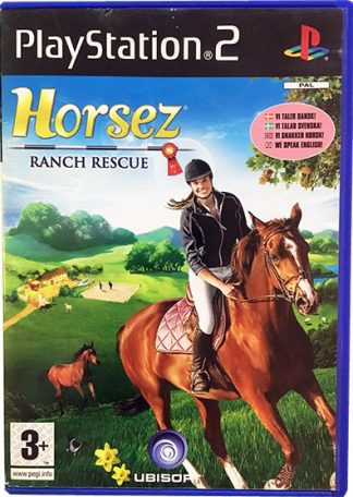Horsez Ranch Rescue PS2