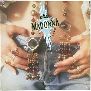 Madonna Like A Prayer LP