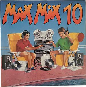 Max Mix 10 LP