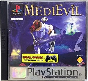 MediEvil (platinum) PS1