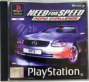 Need For Speed Road Challenge PS1