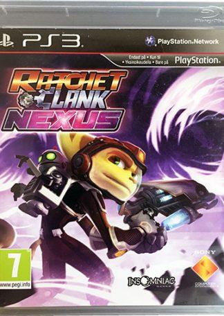 Ratchet & Clank Nexus PS3
