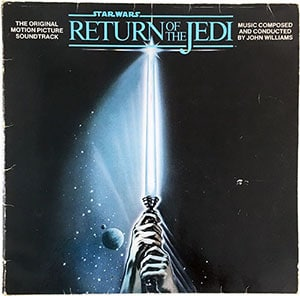Star Wars Return of the Jedi LP