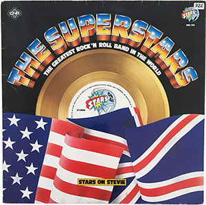 Stars On 45 - The Superstars LP