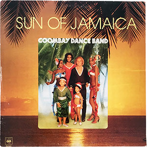 Sun Of Jamaica - Goombay Dance Band LP