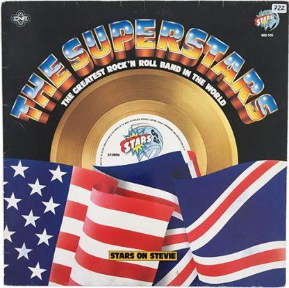 Stars On 45 - The Superstars LP