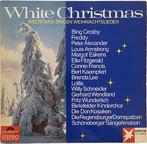 White Christmas LP