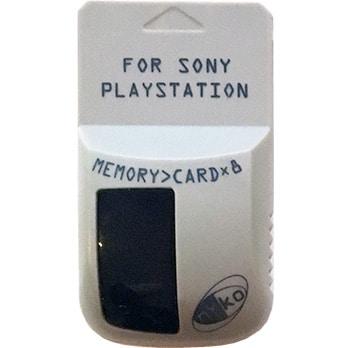 8 MB Memory Card nYko