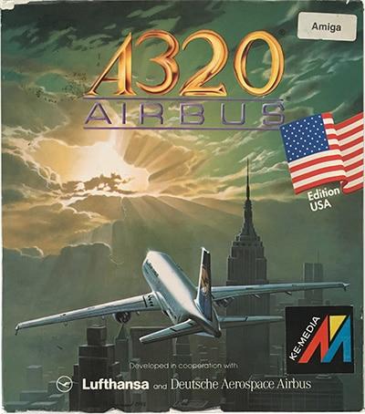 A320 Airbus Amiga