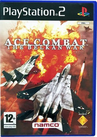 Ace Combat The Belkan War PS2