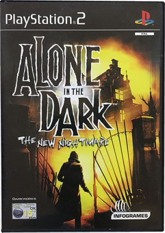 Alone in the Dark The New Nightmare PS2