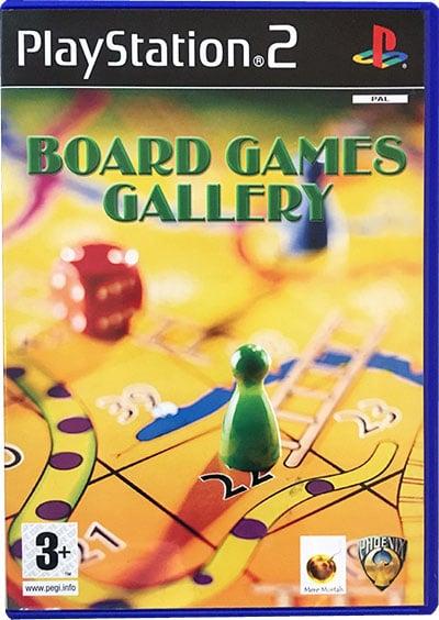 Board Games Gallery PS2
