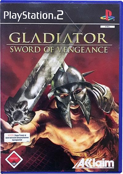 Gladiator Sword of Vengeance PS2