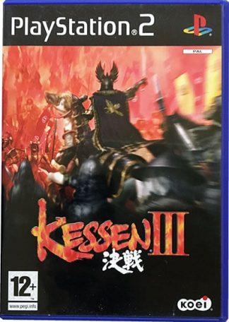 KESSEN III PS2