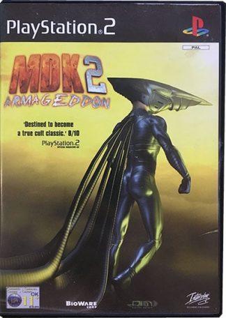 MDK 2 Armageddon PS2