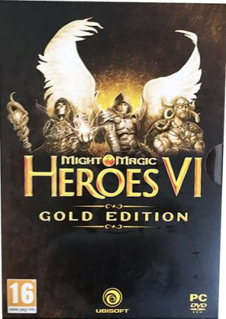 Might & Magic Heroes VI Gold Edition PC