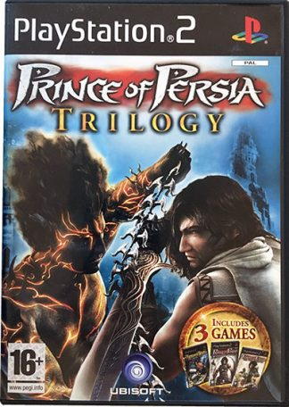 Prince of Persia Trilogy PS2