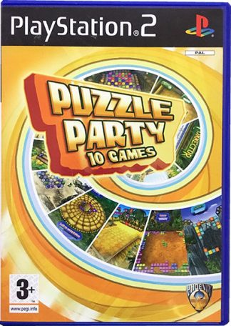 Puzzle Party PS2