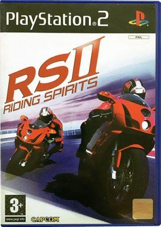 Riding Spirits 2 PS2